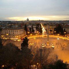 I parchi di Roma