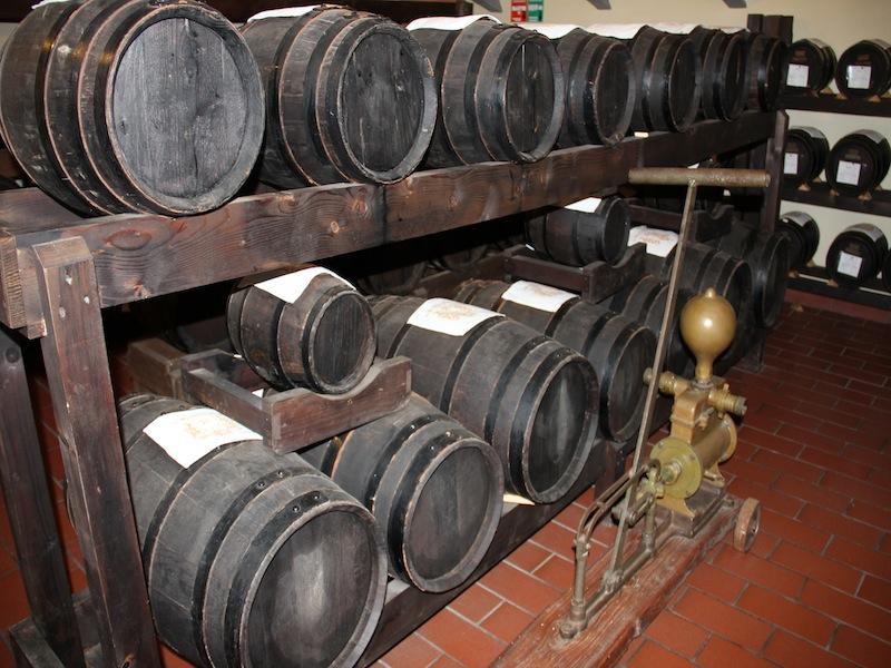 Osteria di Rubbiara-Aceteria Pedroni – Emilia Romagna
