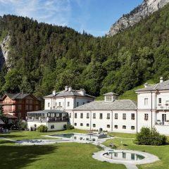 Terme e passeggiate in Valle d'Aosta
