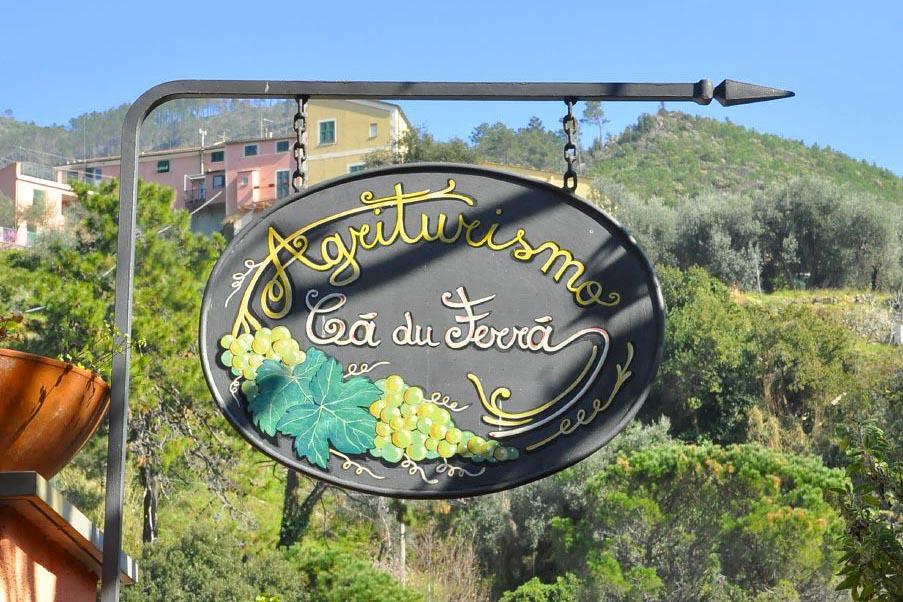 Ca' du Ferrà Farm & Relax – Liguria
