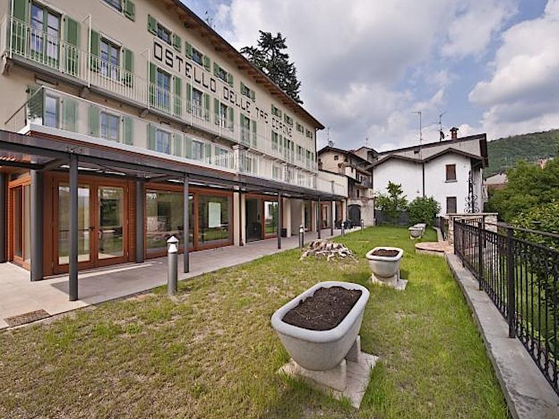 Accoglienza eco-sostenibile – Lombardia