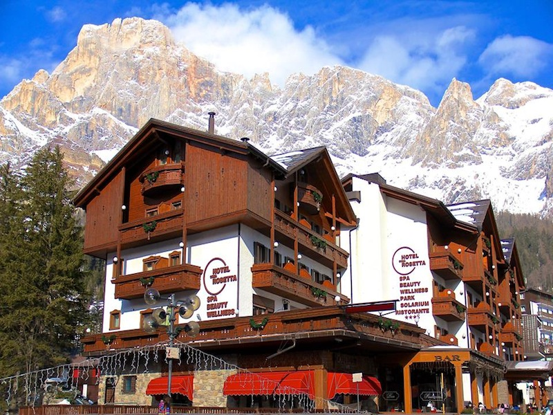 Hotel Cima Rosetta – Trentino Alto Adige