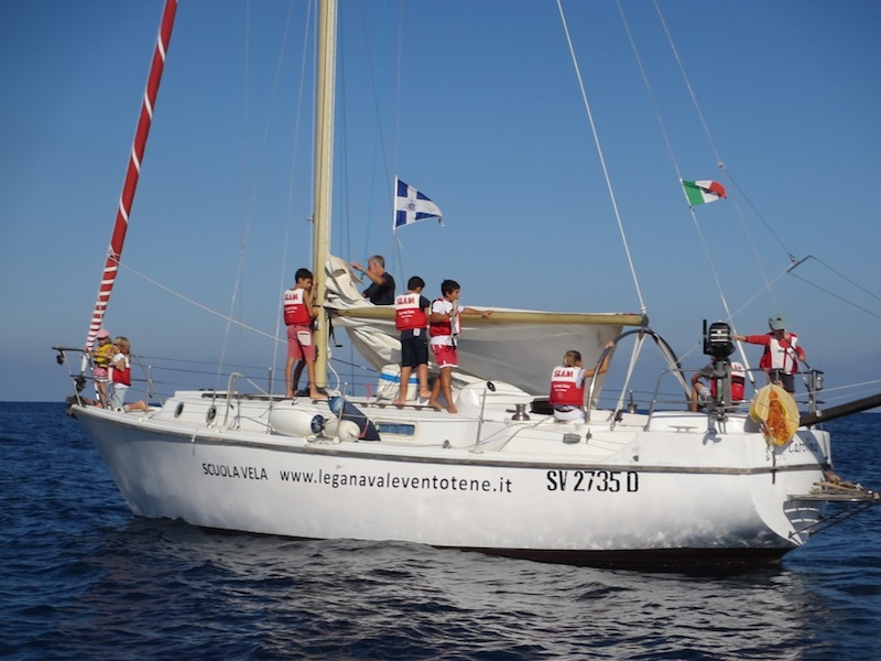 lega navale ventotene