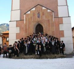 Matrimonio contadino – Trentino Alto Adige