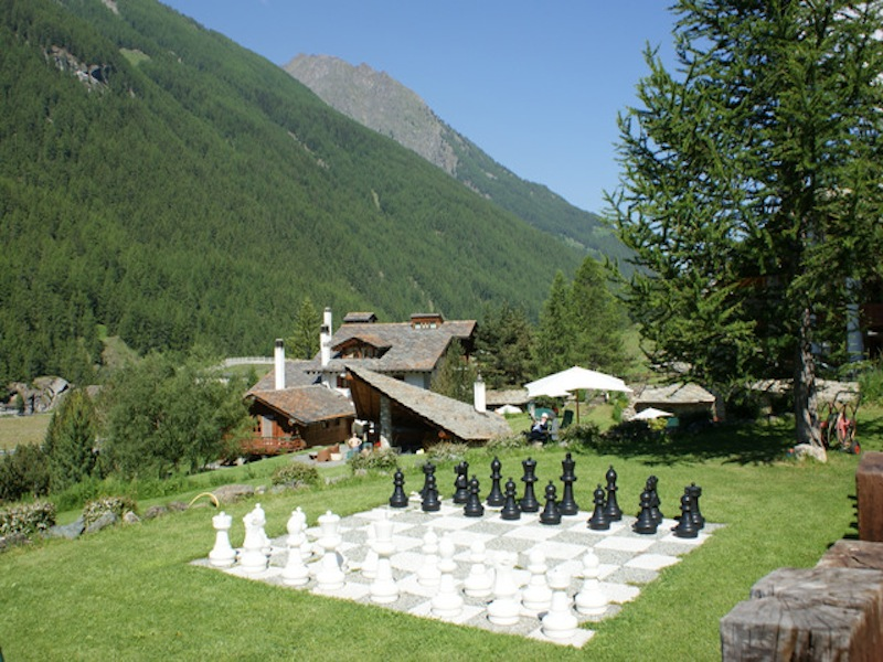 Hotel Notre Maison – Valle d'Aosta
