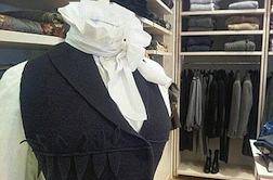 Critical fashion nello storico negozio Neglia
