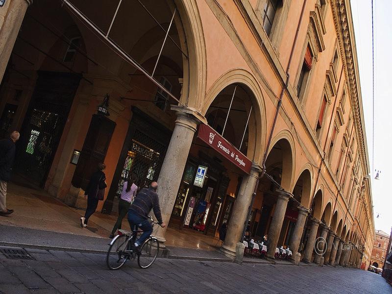 Un sabato mattina a Bologna