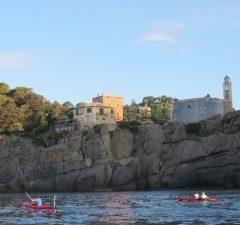 Ecoturismo nell'Area Marina Protetta di Portofino – Liguria