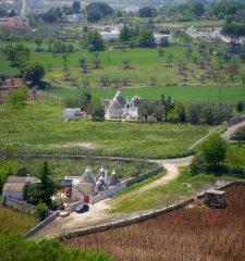 Pedalando in Puglia nella Valle dei Trulli – Puglia