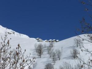 Ciaspole in Val Mastallone – Piemonte