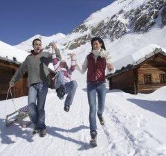 Dieci magnifici itinerari sulla neve – Trentino Alto Adige
