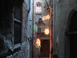 Zuccarello a Natale – Liguria