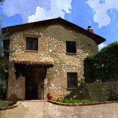 Villa Eleiva-Umbria