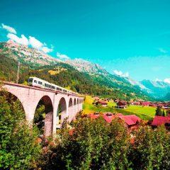 Valli dell'Ossola tra treno e sagre