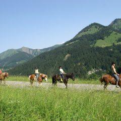 Quattro idee per una vacanza a cavallo