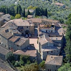 Montebenichi – Toscana