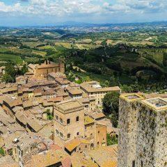 Trekking culturale a San Gimignano