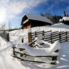 Neve per tutti in Stiria