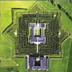 I tre giardini con labirinto più belli in Italia