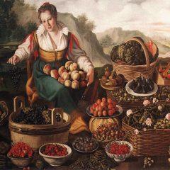 Il cibo nei dipinti di Brera