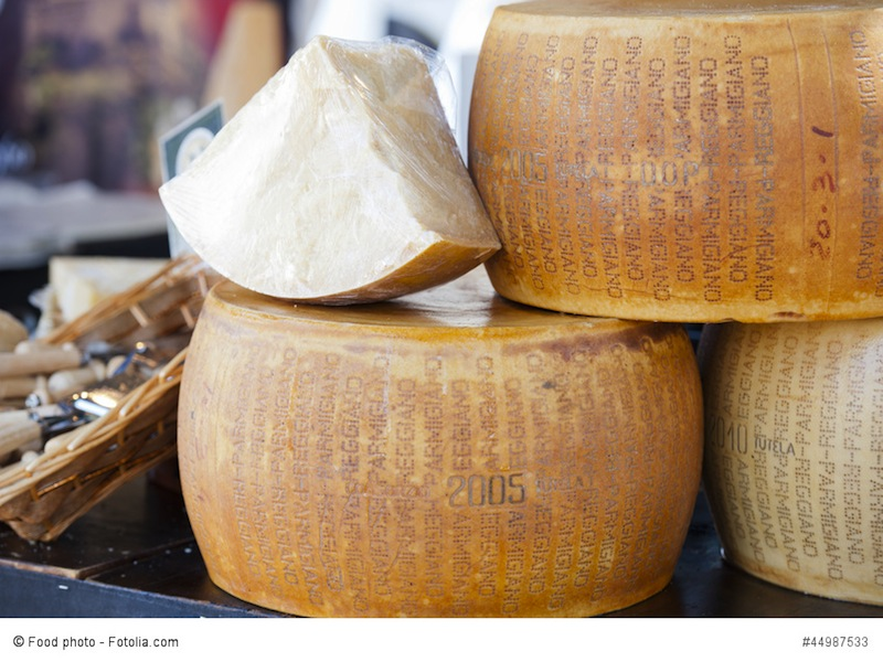 Grana Padano vs Parmigiano Reggiano