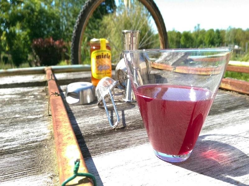 Cocktail Mirto&Miele