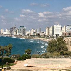 Tel Aviv, nonstop city