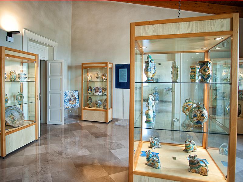 Ariano Irpino e l'arte delle ceramiche