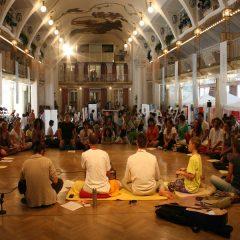 Yoga e meditazione a Merano