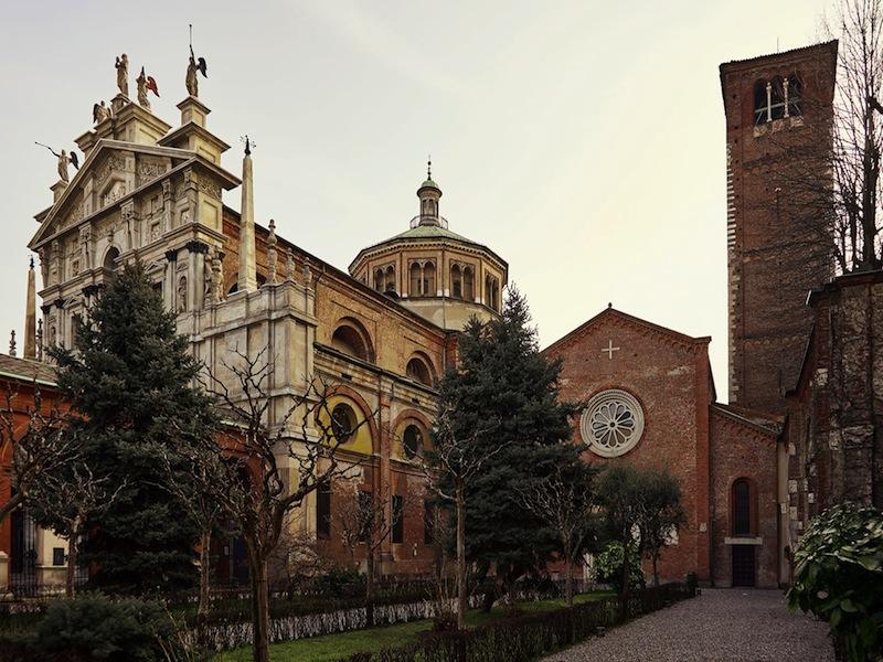 Sospiri in cima al campanile a Milano