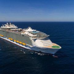 Symphony of the Seas, crociera all'avanguardia anche nella sostenibilità