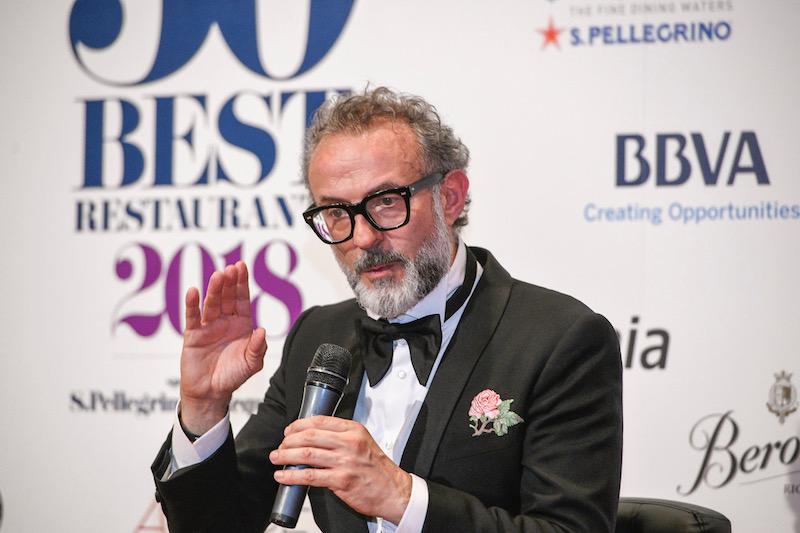 Massimo Bottura, cibo stellato e per l'anima