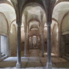 Il restauro della chiesa ipogea di San Sepolcro