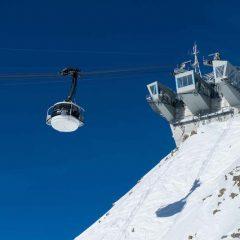 Skyway Monte Bianco per i ghiacciai