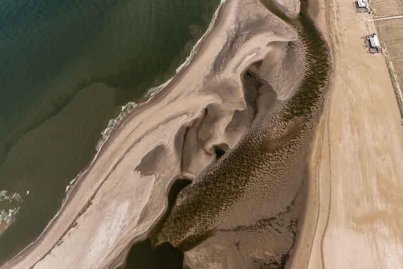 Il Sand Motor protegge la costa in Olanda