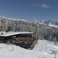 Sciare con gusto in Trentino