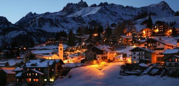 Sulla neve in Valle d'Aosta