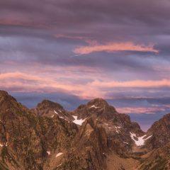 Alta Via del Granito- Lagorai Gruppo di Cima d'Asta